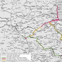 Pirinexus: l'anella cicloturista catalana