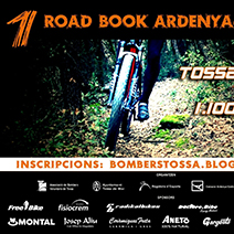 I Roadbook BTT Ardenya-Cadiretes
