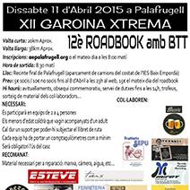 Roadbook BTT XII Garoina Extrema 2015